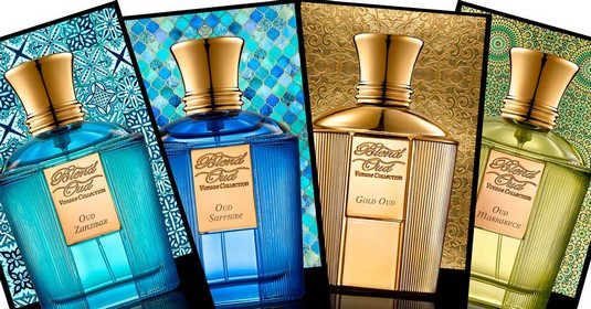 Collection BLEND OUD Voyage